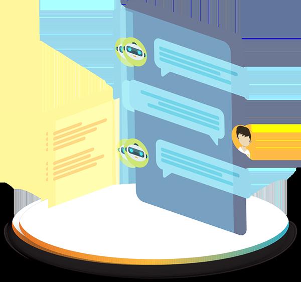 Chatbot for E-commerce websites